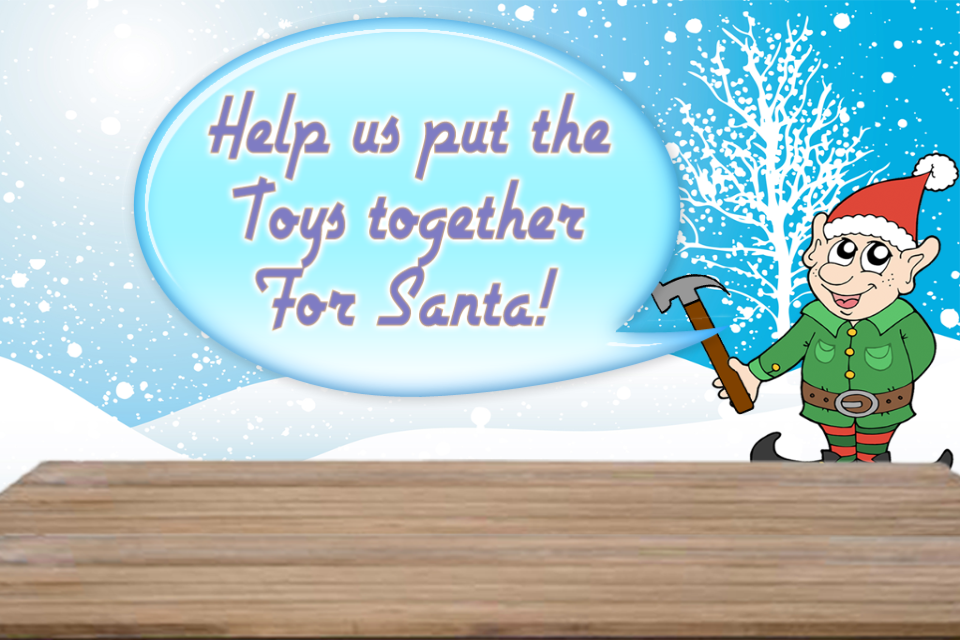 Screenshot Santa's World Lite – An Educational Christmas Game for Kids and Elves alike!
