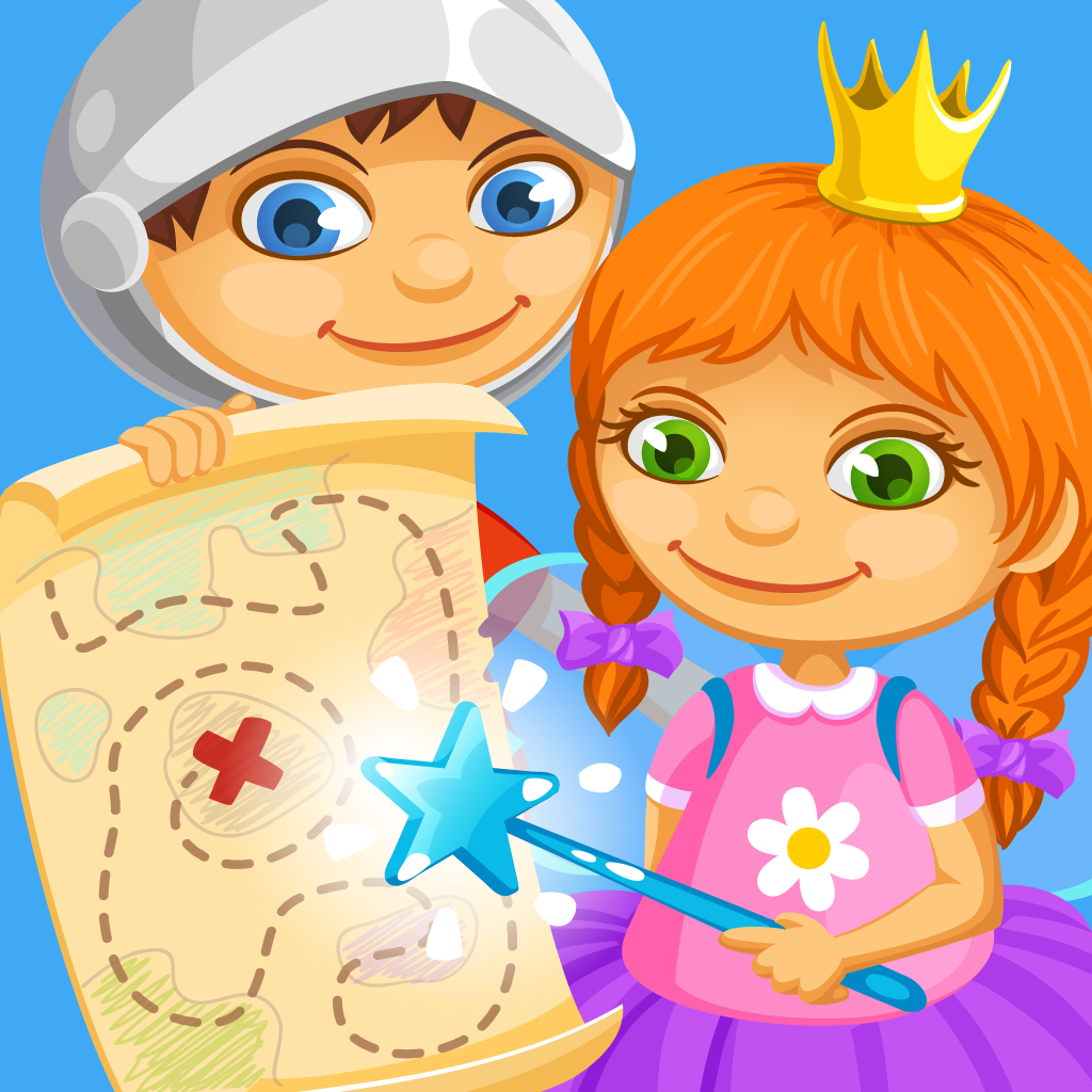 Kids Logic Land Adventure: educational games for preschool / elementary school (5-8 years old) by Hedgehog Academy